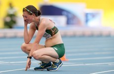 Moscow 2013: Laura Reynolds has a morning to forget in 20km walk