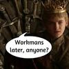 King Joffrey had a very awkward encounter in Dublin