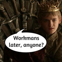 King Joffrey had a very awkward encounter in Dublin