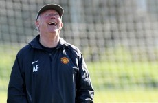Champions league preview: will Fergie have the last laugh again?