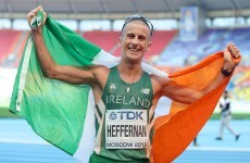 'Fearless' Rob Heffernan's gold a fitting triumph in memory of late mum