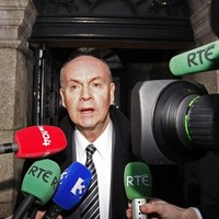 This former Fianna Fáil government minister is now working for a PR company
