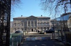 US congressmen visit Leinster House to discuss undocumented Irish