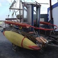 "Warning over ""life-endangering"" homemade boats"