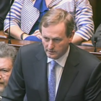 Kenny to face first Leaders' Questions as Taoiseach