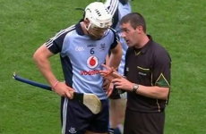'It was like a scene from Gladiator': Liam Rushe says he owes Pa Horgan an apology