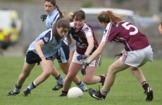 High drama as late Galway double breaks Dublin hearts in minor ladies football decider