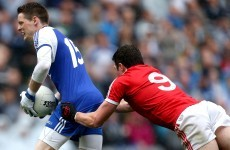 Monaghan's Owen Lennon on that Cavanagh tackle: 'Every player wants to do whatever it takes to win'