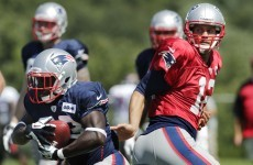 Could the Patriots be looking at Tebow time as Brady injures knee in training?