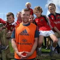 Hardest ever pre-season has Earls conditioned for Munster fight