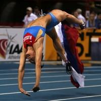 Pole vault champ Yelena Isinbayeva condemns homosexuality