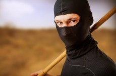 Man dresses up as ninja to 'help police'