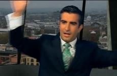 TV3 presenter sings Amazing Grace, demands pop show