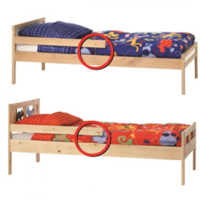 IKEA recalls two kids' beds due to 'sharp metal edges' that could wound