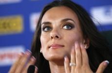 'Misunderstood' Isinbayeva rows back on anti-gay remarks