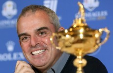 McGinley, Olazábal and Monty to pick Team Europe captain for next Ryder Cup