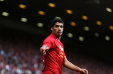 All is forgiven: Luis Suárez apologises, returns to squad training at Liverpool