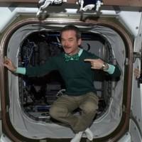 Commander Chris Hadfield is coming to Ireland