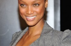 Tyra Banks goes back to school