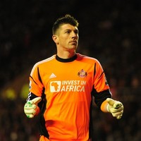 Good news Ireland fans - it looks like Keiren Westwood is Sunderland's new number one
