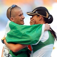 Run for your wife! 12 of our favourite pics from the sporting week