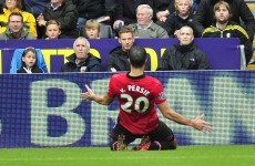 As it happened: Swansea v Manchester United, Barclays Premier League