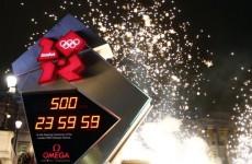 Olympics countdown clock breaks down
