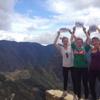 Straight from Machu Picchu in Peru, it's the Mayo 4 Sam girls