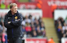 David Moyes lauds strikers after 'dream start'