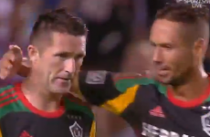 Watch Robbie Keane's Hat-trick for LA Galaxy