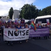 Thousands turn out at marriage equality march in Dublin