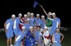 Europe claim first Solheim Cup on American soil
