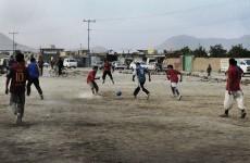 Afghan fans abuzz over return of international football