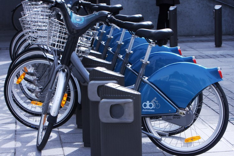 The bike scheme in Dublin has been hugely successful so far with over three million journeys recorded since its launch.
