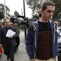 Michaella's brother visits her in Peruvian police custody ahead of trial
