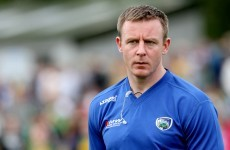 Justin McNulty steps down as Laois football manager