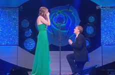 Rose of Tralee hopeful gets proposed to... live on stage