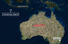 Over 100 people rescued from sinking asylum-seeker boat off Australia