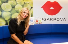 So Maria Sharapova wants to change her name to 'Sugarpova'...