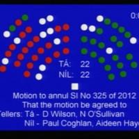 Seanad votes No on annulling transplant legislation