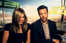 So Tubes from Soccer AM met Jennifer Aniston and Jason Sudeikis the other day...