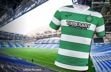 Explained: why Celtic will wear jerseys with the Tipperary Water logo this afternoon