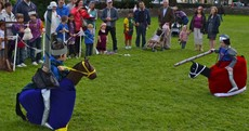 Baby jousting and bog mini-monsters: It's Heritage Week