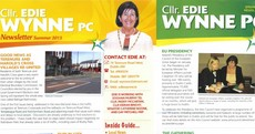 Fine Gael removes Lucinda Creighton references from councillor's newsletter