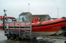 4 people (and 2 dogs) rescued from Cork boat