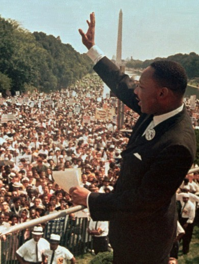 Boiling point: the explosive weeks that led to I Have A Dream speech