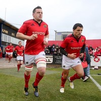 Munster ethos stands on the shoulders of giants