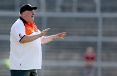 Grimley confirmed to stay on as Armagh manager, McDonnell appointed U21 boss