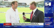 Sky Sports News are covering the Hawk-Eye debacle