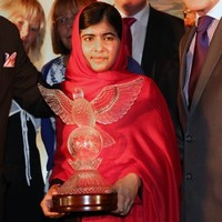 'I don't want to be the girl who was shot by the Taliban - I want to be the girl who fought for the rights of every child'